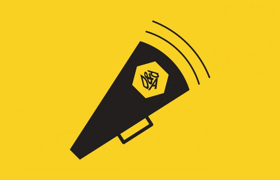 D&AD megaphone