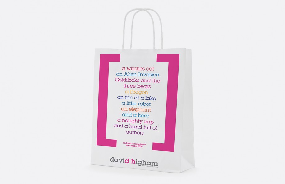 David Higham Bag