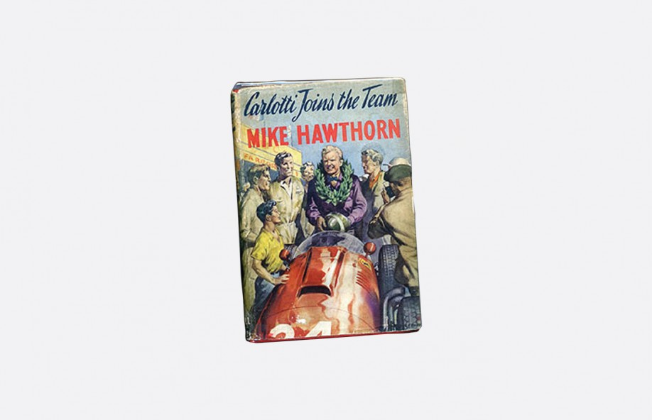 Mike Hawthorn book